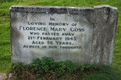 Florence Mary Goss