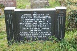Arthur W Kelly