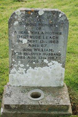 Gertrude Leach
