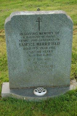 Samuel Merrifield