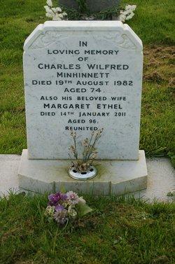 Margaret Ethel Minhinnett
