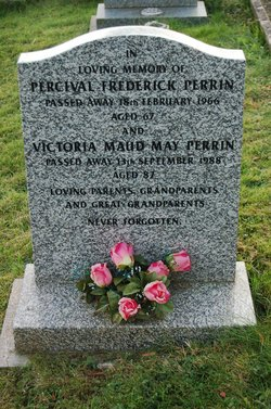 Victoria Maud Perrin