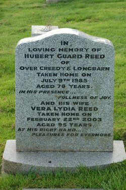 Vera Lydia Reed