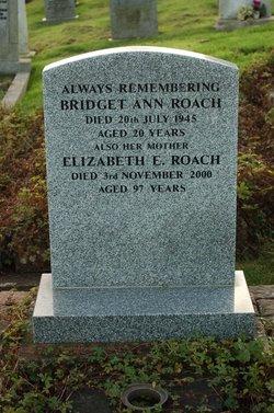 Elizabeth E Roach