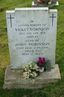 Violet Robinson