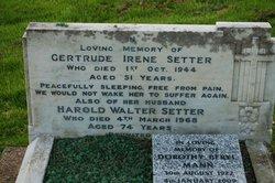 Gertrude Irene Setter