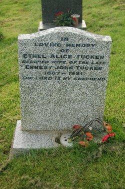 Ethel Alice Tucker
