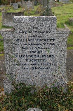 Elizabeth Mary Tuckett