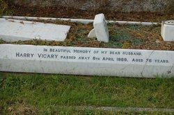 Harry Vickary