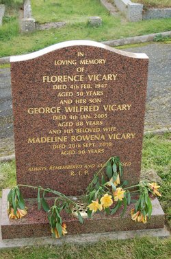 George Wilfred Vickary