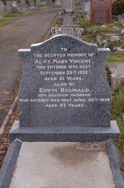 Edwin Reginald Vincent
