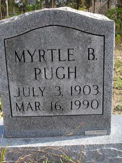 Myrtle B Pugh