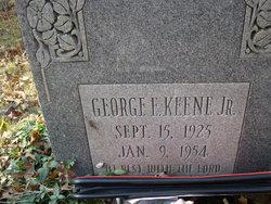 George E Keene, Jr
