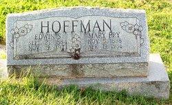 Mary <I>Pry</I> Hoffman