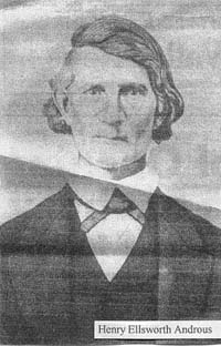 Henry William Androus