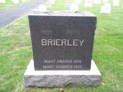 Mary <I>Brierley</I> Anchor