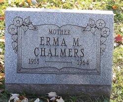 Erma Marie <I>Mabin</I> Chalmers