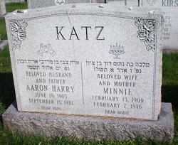 Aaron Harry Katz