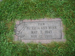"Patricia Ann ""Pam"" Mink"