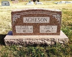 Elizabeth Mae <I>Piper</I> Acheson