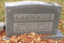 Albert H Carpenter
