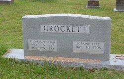 Loraine Teat Crockett