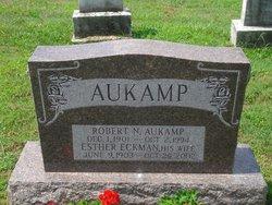 Esther M <I>Eckman</I> Aukamp