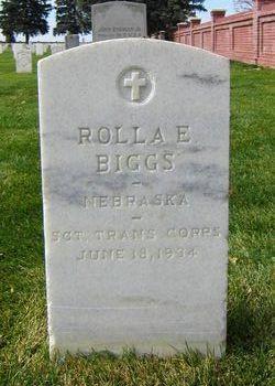 Rolla E Biggs