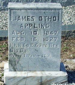 Pvt James Otho Appling