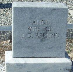 Alice Appling