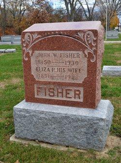 Eliza L. <I>Wright</I> Fisher