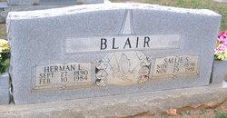 Sallie Kate <I>Sane</I> Blair