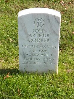 John Arthur Cooper