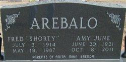 "Fredrick ""Shorty"" Arebalo"