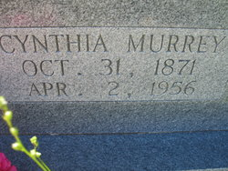 Cynthia Annette <I>High</I> Thormahlen-Murrey