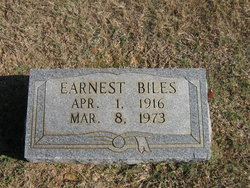 Earnest Woodrow Biles