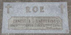 Katherine Veronica <I>Morrison</I> Roe
