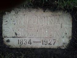 Antonina <I>Heger</I> Pyszczynski
