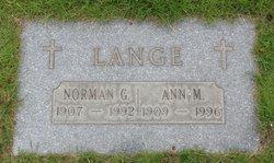 Norman G Lange