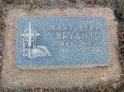 Mary Caroline <I>Beer</I> Bryant