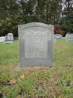 Lillie A. <I>Hamilton</I> Drake