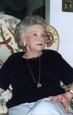 Hazel Doris <I>Holland</I> Busby