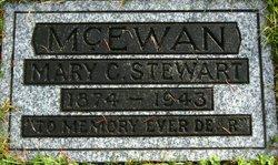 Mrs Mary Catherine <I>Steward</I> McEwan