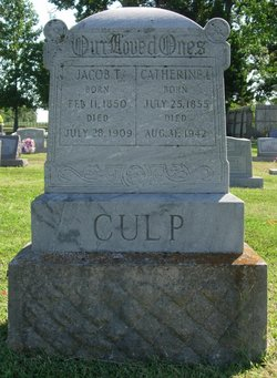 Jacob T. Culp