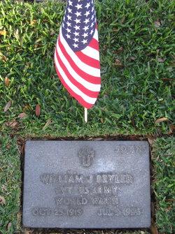 William J Beyler