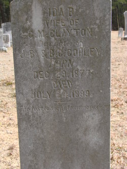 Ida B. <I>Copley</I> Clayton