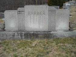 Eva <I>Bell</I> Barber