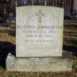 Rev Francis J Morrissey