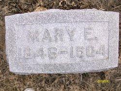 Mary E. <I>Harris</I> Tamisiea