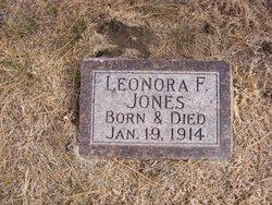 Leonora F Jones